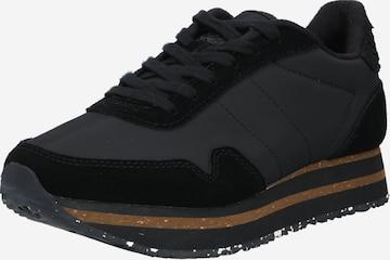 WODEN Sneakers 'Nora III' in Black