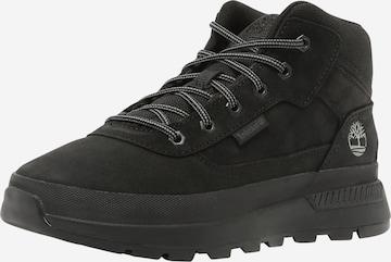 TIMBERLAND Boots 'Field Trekker' in Schwarz