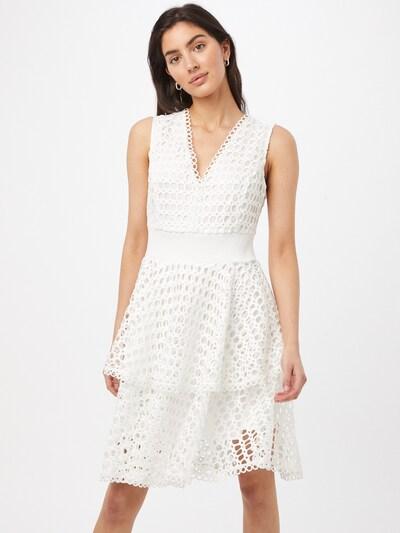 GUESS Kleid 'RIANNA' in weiß, Modelansicht