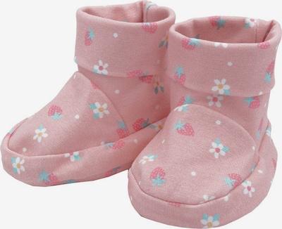 MAXIMO Skarpety w kolorze turkusowy / różowy pudrowy / ciemnoróżowy / białym, Podgląd produktu