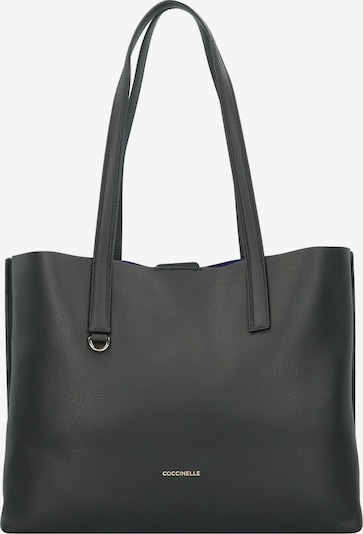Coccinelle Schultertasche in blau / schwarz, Produktansicht