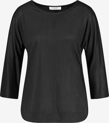 GERRY WEBER Shirt in Black