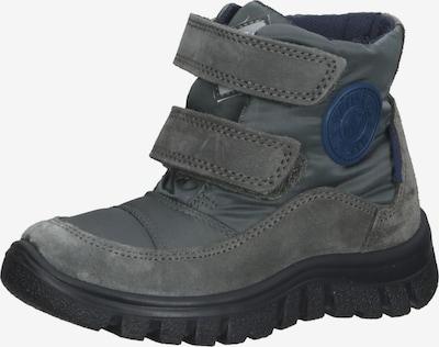 NATURINO Sneaker in blau / grau, Produktansicht