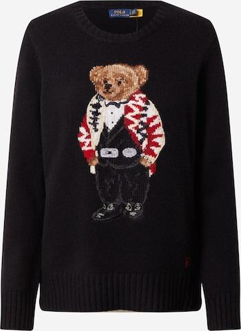 Pullover di Polo Ralph Lauren in nero