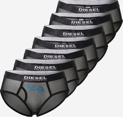 DIESEL Panty in blue / black, Item view