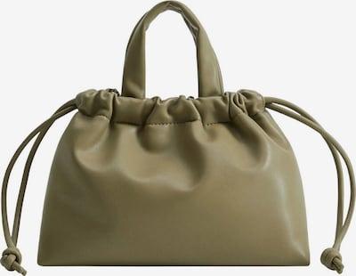 MANGO Tasche 'NORDIC' in oliv, Produktansicht