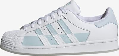 ADIDAS ORIGINALS Sneaker 'Superstar' in hellblau / weiß, Produktansicht