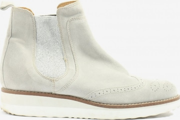 Venturini Milano Dress Boots in 38 in Grey