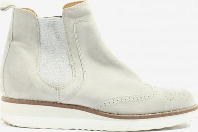 Venturini Milano Chelsea Boots in 38 in hellgrau, Produktansicht