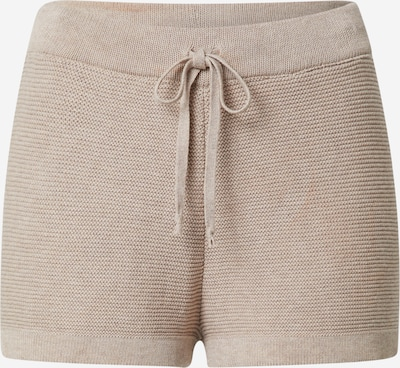 A LOT LESS Shorts 'Elena' in camel, Produktansicht