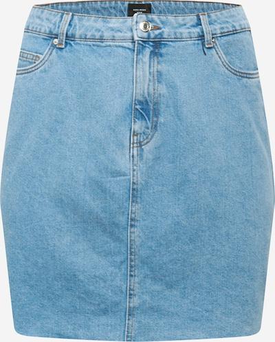 Vero Moda Curve Jupe 'Mikky' en bleu denim, Vue avec produit