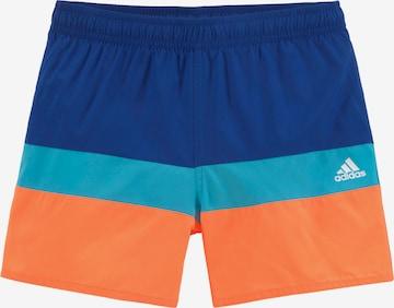 ADIDAS PERFORMANCE Athletic Swimwear in Blue