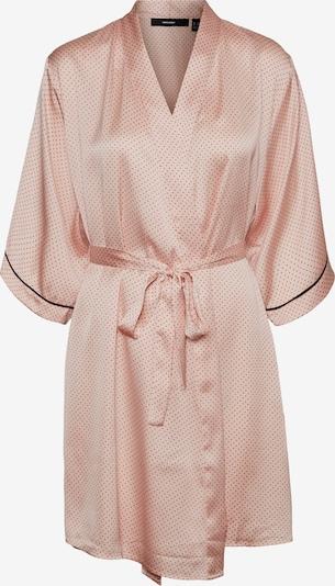 VERO MODA Dressing Gown 'Beate' in Rose / Black, Item view