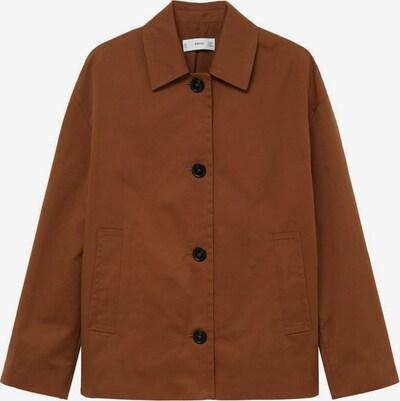MANGO Jacke in braun / schwarz, Produktansicht