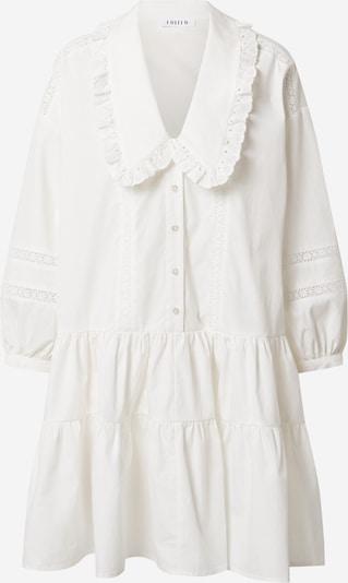 EDITED Skjortklänning 'Galilea' i vit, Produktvy