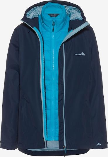 moorhead Outdoor Jacket in marine blue, Item view