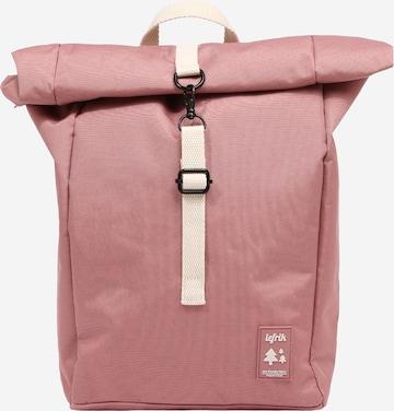 Lefrik Reppu värissä vaaleanpunainen