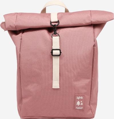 Lefrik Rucksack in rosé, Produktansicht