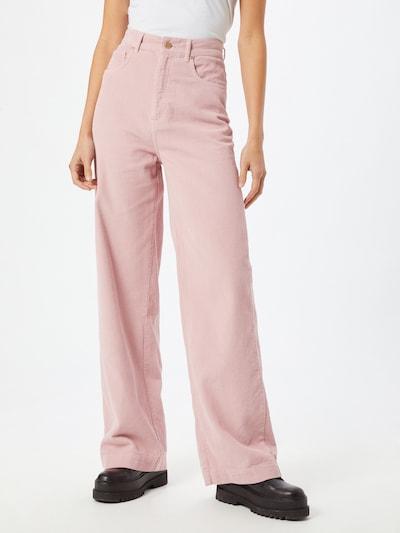 rózsaszín Essentiel Antwerp Nadrág, Modell nézet