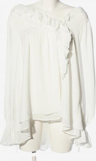 EUREKA! Rüschen-Bluse in XL in weiß, Produktansicht