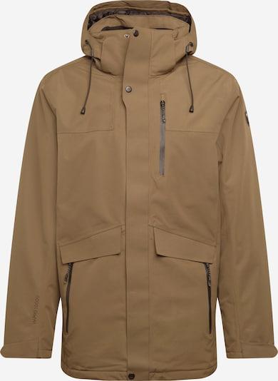 Whistler Zunanja jakna 'Buron' | rjava barva, Prikaz izdelka