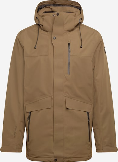 Whistler Outdoor jakna 'Buron' u smeđa, Pregled proizvoda