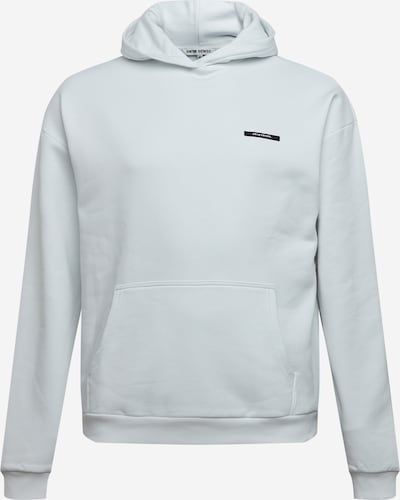 9N1M SENSE Sweat-shirt en jaune / pétrole / blanc, Vue avec produit