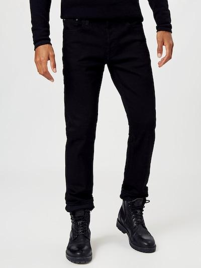 JACK & JONES Jeans 'TIM' in schwarz, Modelansicht