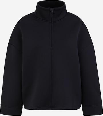 CURARE Yogawear Athletic Sweatshirt in Blue