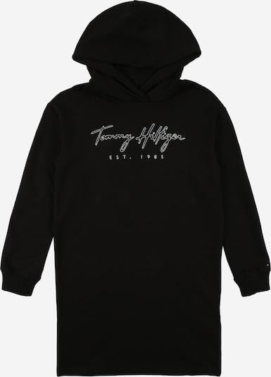 TOMMY HILFIGER Kleid in schwarz / weiß, Produktansicht