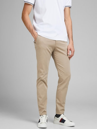 JACK & JONES Hose 'Marco Fred' in camel, Modelansicht