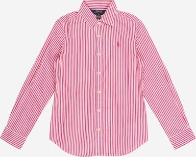 Polo Ralph Lauren Blūze, krāsa - rozā / balts, Preces skats