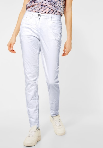 CECIL Jeans in de kleur Wit, Modelweergave