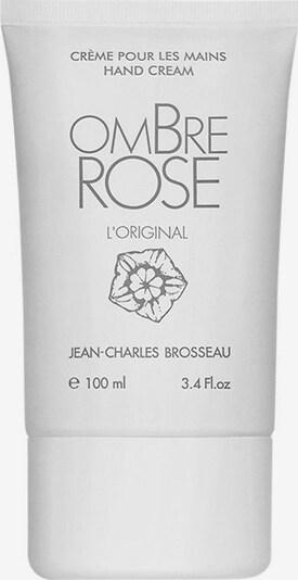 Jean-Charles Brosseau Handcreme 'Ombre Rose' in weiß, Produktansicht
