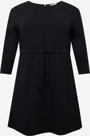 Robe 'Zora' ABOUT YOU Curvy en noir