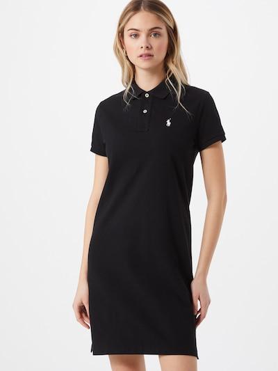 POLO RALPH LAUREN Kleid in schwarz, Modelansicht