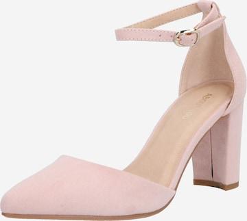 ABOUT YOU - Zapatos con plataforma 'Mylie' en rosa