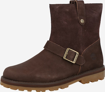 TIMBERLAND Boots 'Courma' in Brown