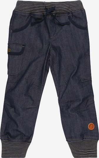 FINKID Hose 'KISSA DENIM' in blue denim, Produktansicht
