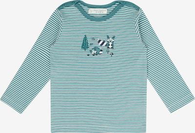 Sense Organics Shirt 'LUNA ' in de kleur Turquoise, Productweergave
