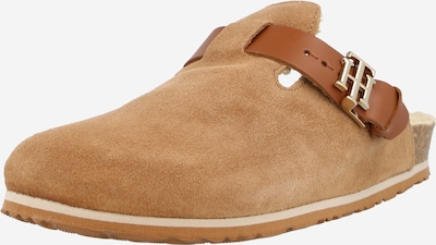 TOMMY HILFIGER Zapatillas de casa en cognac, Vista del producto