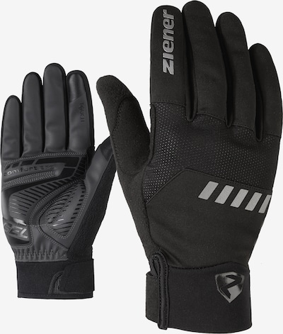ZIENER Athletic Gloves 'Dallen Touch' in Black, Item view
