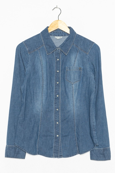 GUESS Jeanshemd in S in blue denim, Produktansicht