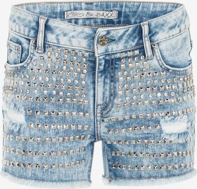 CIPO & BAXX Shorts in hellblau, Produktansicht