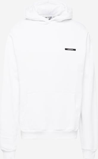 9N1M SENSE Sweat-shirt 'Heaven or Hell' en vert / noir / blanc, Vue avec produit