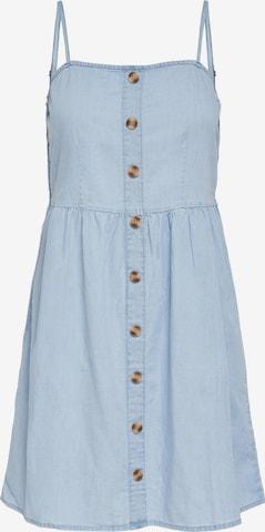ONLY Kleid 'SHEA' in Blau