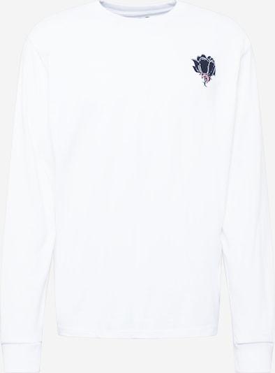 Urban Threads T-Shirt en rose / noir / blanc, Vue avec produit