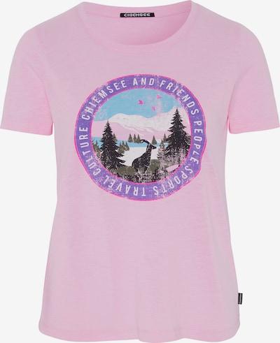 CHIEMSEE T-Shirt 'Sangaj' in pink, Produktansicht
