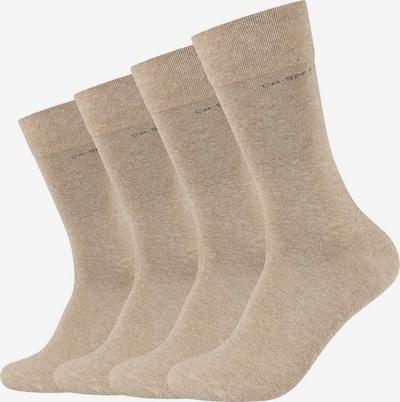camano Socken in hellbraun, Produktansicht