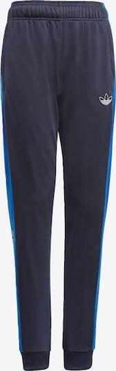 Pantaloni ADIDAS ORIGINALS di colore blu notte / blu reale, Visualizzazione prodotti
